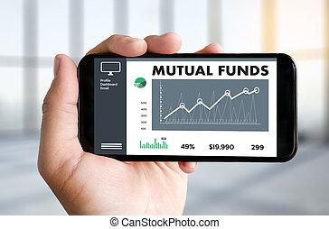 comune, concetto, finanza, investire, fondi, fuoco, fondo, ...