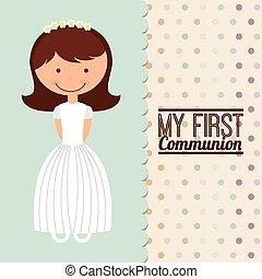 comunhão, primeiro