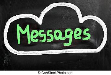 comunicação, conceito
