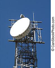 comunicações, aéreo