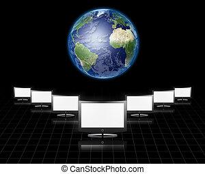 comunicações globais