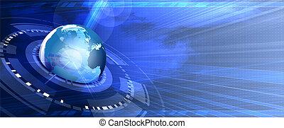 comunicações, global