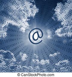 comunicações internet