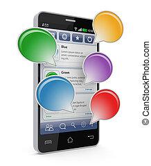 comunicações móveis