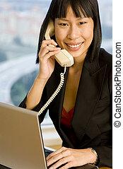 comunicações negócio