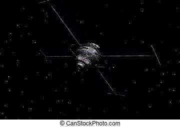 comunicações, satélite