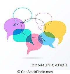 comunicación, concepto