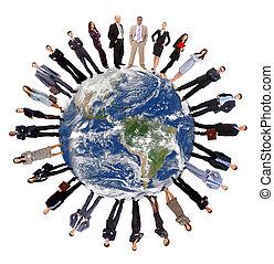 comunicación global, concepto