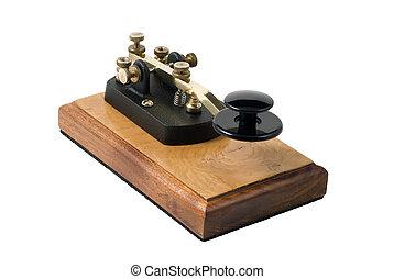 comunicación, herramienta, obsoleto