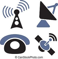 comunicación, identidad, señales