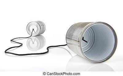 comunicación, tecnología, nuevo