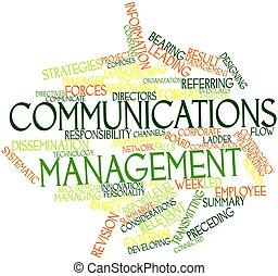comunicazioni, amministrazione