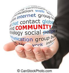 comunidad, concepto