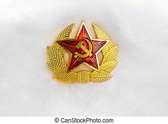 comunista, emblema