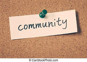 comunità