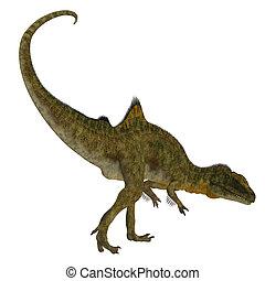 Concavenator Dinosaur Tail