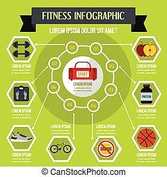 conceito, apartamento, estilo, infographic, condicão física