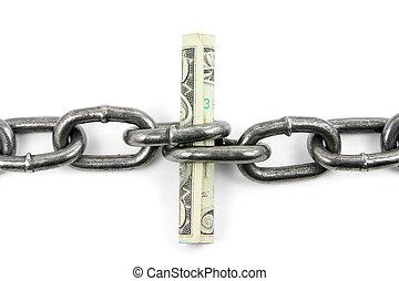conceito, de, apoio financeiro