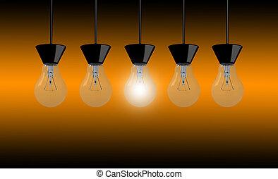conceito, idéia, negócio