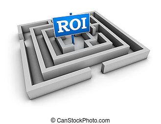 conceito, investimento, negócio