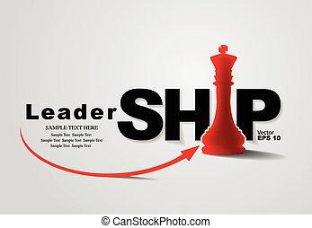 conceito, liderança