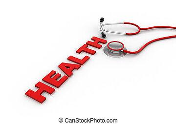 conceito médico, cuidado saúde
