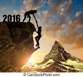 conceito, novo, 2016, ano