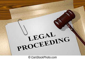 conceito, procedimento, legal