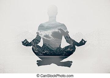 conceito, relaxamento