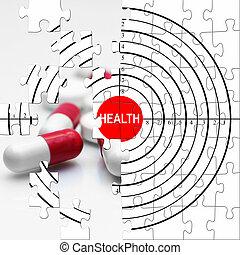 conceito, saúde