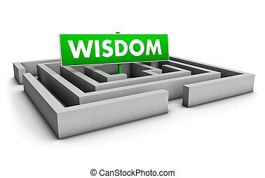 conceito, sabedoria