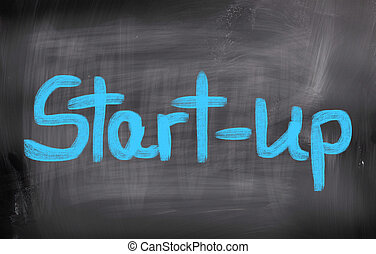conceito, startup