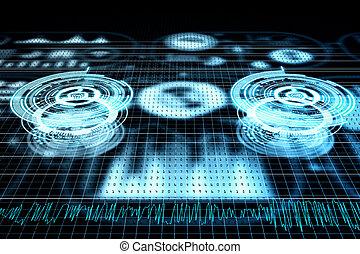 conceito, tecnologia, inovação