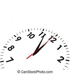 conceito, tempo