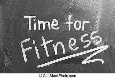 conceito, tempo, condicão física