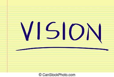 conceito, visão