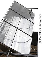 Concentrating Solar Power - Concentrating solar power unit...