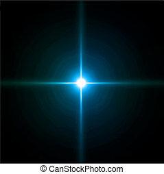 concentration étoile