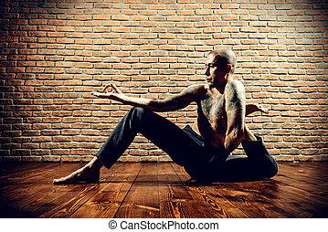 concentration yoga