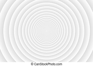 Concentric circle pattern - Concentric circle elements gray ...