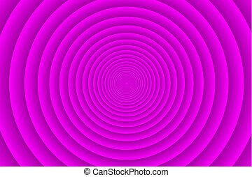 Concentric circle pattern - Concentric circle elements...