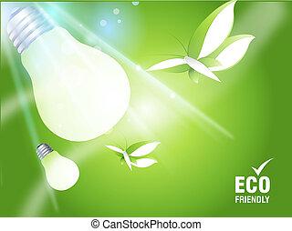 concept, écologie