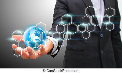 concept., グローバルなビジネス