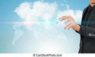 concept., 世界的なネットワーク