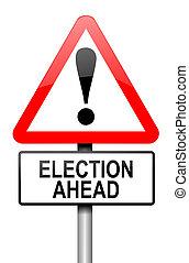 concept., 選挙