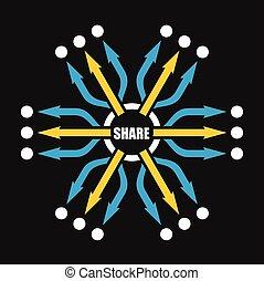 concept., aandeel