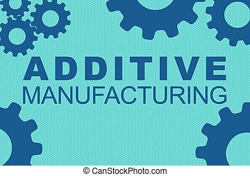 concept, additif, fabrication