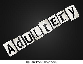 concept., adultère