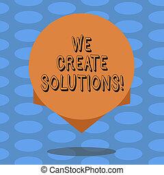concept, affaire, colorez photo, edge., conception, vide, flotter, créer, écriture, manière, texte, cercle, difficile, nous, business, ombre, mot, solutions., résoudre, situation, problème, ou