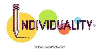 concept, affiche, spécial, logo, vecteur, créatif, instead, ...